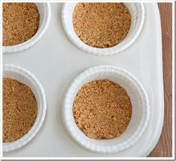 repare the crust:  Whisk crumbs, ground nuts and sugar together in a bowl....