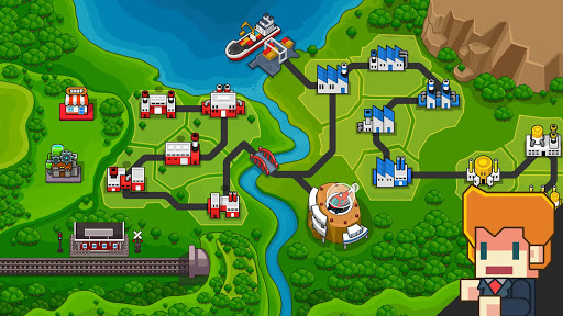 My Factory Tycoon - Idle Game apkslow screenshots 5