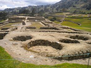 Photo: Incapira ruins. The guides were very good.