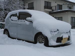 アルト HA36S X  2WD CVTのカスタム事例画像 ジェロニモさんの2021年02月08日21:40の投稿