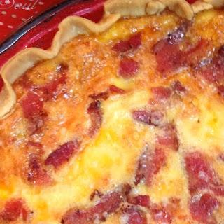 Cheddar Parmesan Quiche Recipes