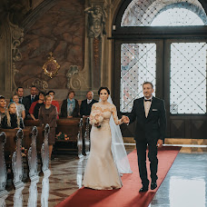 Wedding photographer Małgorzata Mordzińska (mordziska). Photo of 17.08.2016