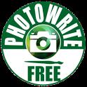 PhotoWrite Free icon