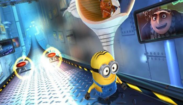 android Despicable me v2 Screenshot 0