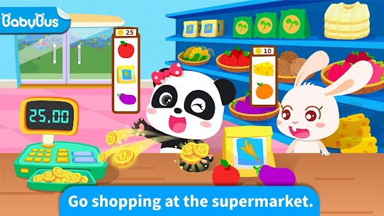Baby Panda World MOD (Unlimited Money) 7