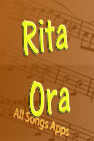 All Songs of Rita Ora