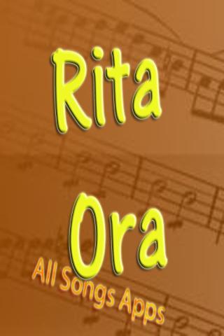 All Songs of Rita Ora