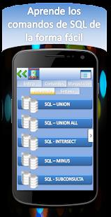 SQL - Bases de Datos - náhled