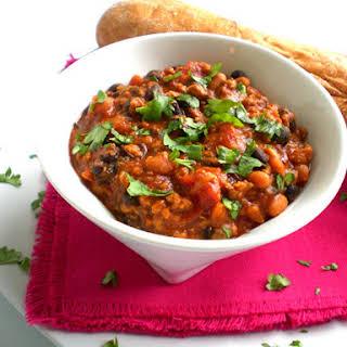 Ground Chicken Chili With Black Bean Recipes.