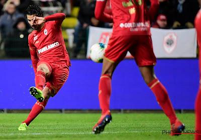 L'Antwerp a eu besoin d'une brillante inspiration de Refaelov pour s'imposer contre Eupen (1-0)