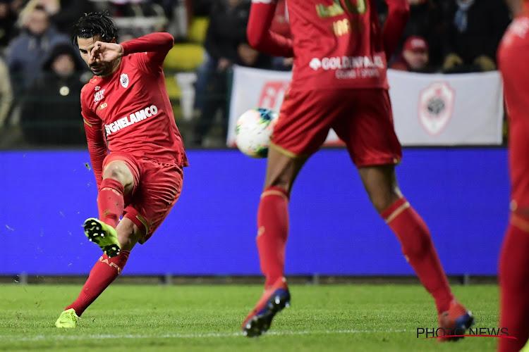 """Antwerp had een geniale ingeving van Refaelov nodig tegen Eupen: """"Nu vinden we die oplossingen wel"""""""
