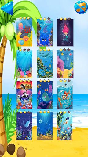 Code Triche Jeux de mu00e9moire u00e9ducatifs - Jeu de cartes Puzzle APK MOD screenshots 2