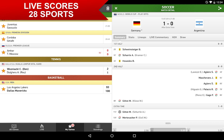 Soccerstand App - Free Download Soccerstand