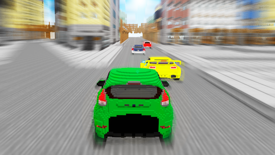 Block City Racing 3D- screenshot thumbnail
