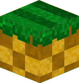 2nd Model - Green Hill paradise Sonic reborn project minecraft
