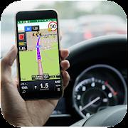 GPS Voice Navigate Maps, Route && Travel Navigation
