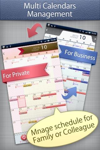 Schedule St.(Free Day Planner) - screenshot