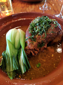 Lamb in a Tajine Pot