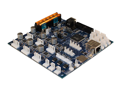 TMC5160 Equipped Controller Boards