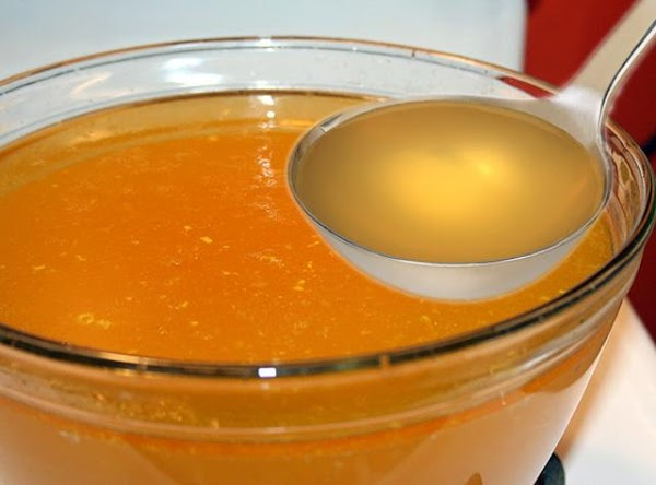 Chicken stock takes a bit of time to make, but it's worth the wait...