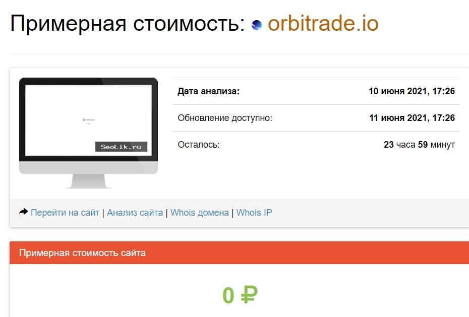OrbiTrade: отзывы реальных клиентов и экспертный обзор торговых предложений обзор