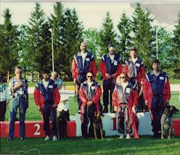 Photo: SKBS WM Öestereich Manschafts-Weltmeister