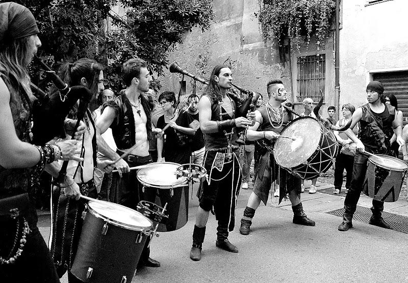 squadra folcroristica di Naldina Fornasari