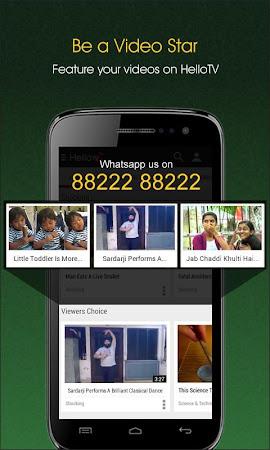 HelloTV - Free Live Mobile TV 2.2 screenshot 221768