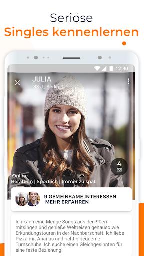 LoveScout24 : Flirt, Chat, Dating App fu00fcr Singles 5.28.1 screenshots 3