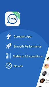 imo Lite- Free calls & Least Data Usage & Messages 9.8.000000011997