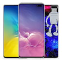 Galaxy S8 S10 Note 10  Wallpapers HD & Theme 4K icon