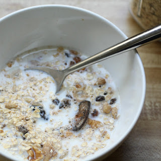 GOOD MORNING MUESLI