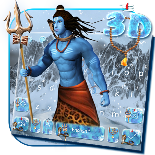 NO 3G No 4G Only Shivji keyboard theme
