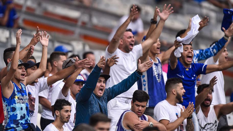 Cruzeiro v Fluminense - Brasileirao Series A 2016