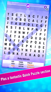 World's Biggest Wordsearch- screenshot thumbnail