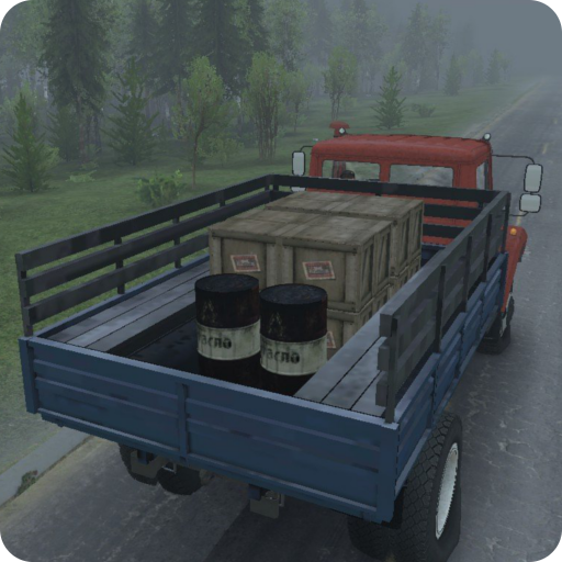 Truck Cargo Simulation - With Real Rainy Weather (game)