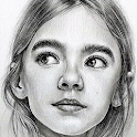 Drawing Realistic Face icon