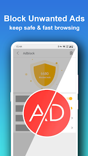 Pure Web Browser-Ad Blocker,Video Download,Private  App Latest Version  Download For Android 3