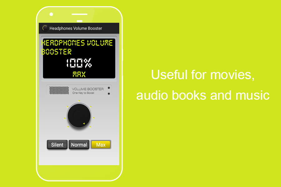 Headphones Volume Booster - Apl Android di Google Play