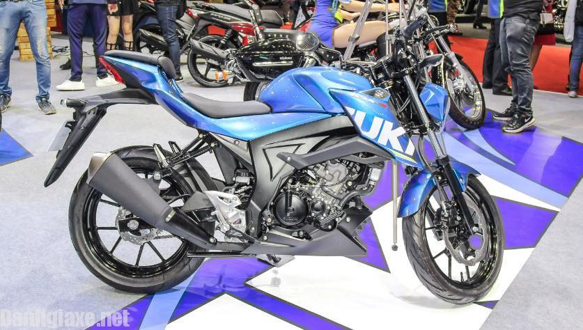 Đánh giá xe Suzuki GSX R150/ S150 2017 2018 thế hệ mới vừa ra mắt tại Việt Nam 2