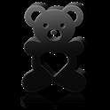 Black Shadow - Icon Pack icon