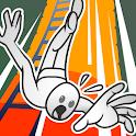 Downward Dash icon