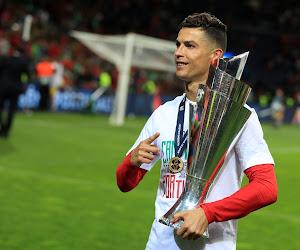 Cristiano Ronaldo à deux buts d'entrer (encore plus) dans la légende
