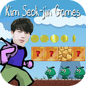 BTS Games Jin Jungle Jump