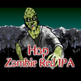 Logo of Lone Tree Hop Zombie Red IPA