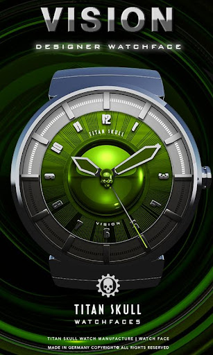 Vision Watch Face