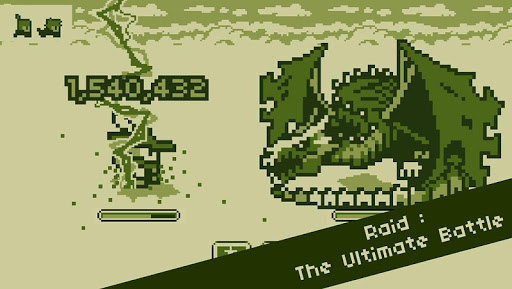 Timing Hero : Retro Fighting Action RPG screenshot