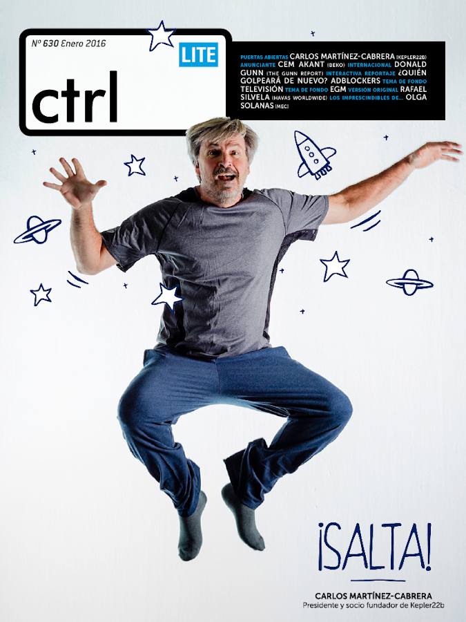 Ctrl LITE- screenshot