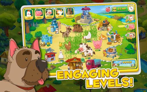 Jolly Days Farm: Time Management Game  screenshots 3