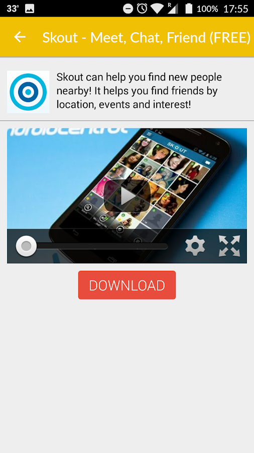MeetP: Dating Apps for Singles- screenshot